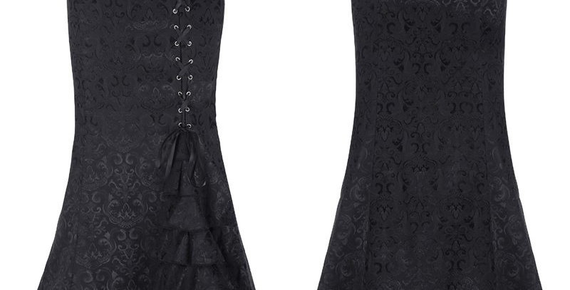 Tall Ruffle Layered Skirt