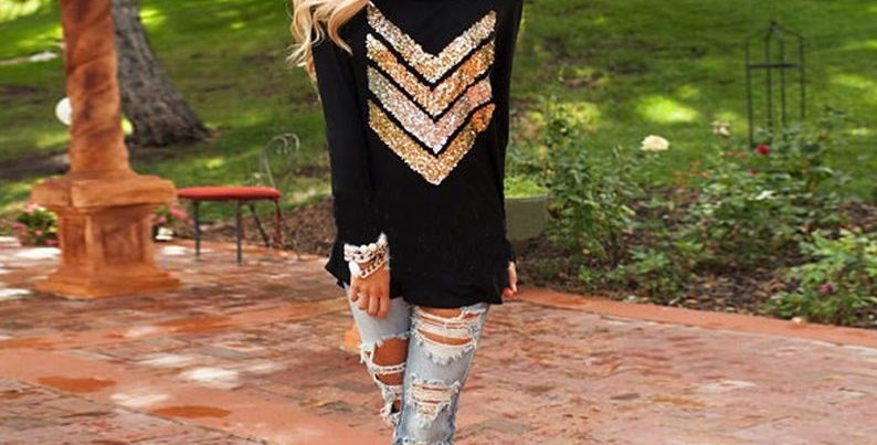 Casual Blouse Top T Shirt Tops Blouse