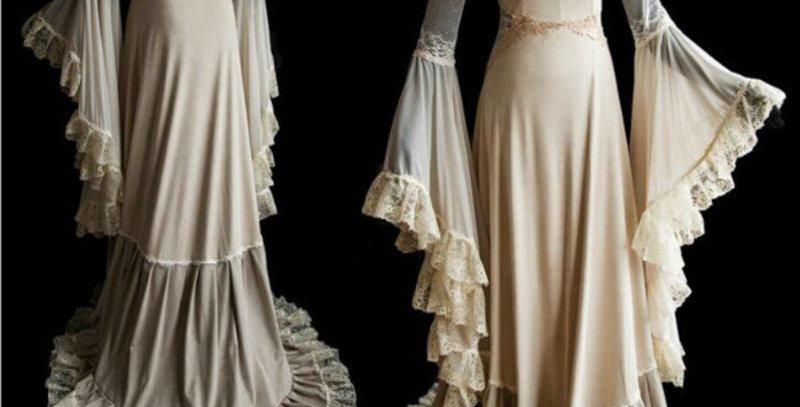 Medieval Costume Dress Womens