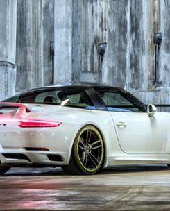 Porsche Targa C4S Techart