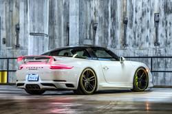 Porsche C4S Tagra