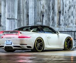 Porsche C4S Techart Targa