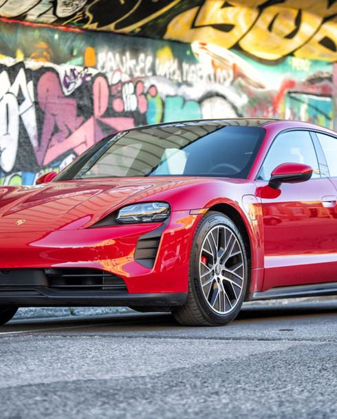Porsche Taycan S