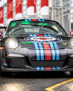 LLV Porsche GT3 RS
