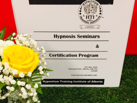 HYP 203, Advanced Clinical Hypnotherapy