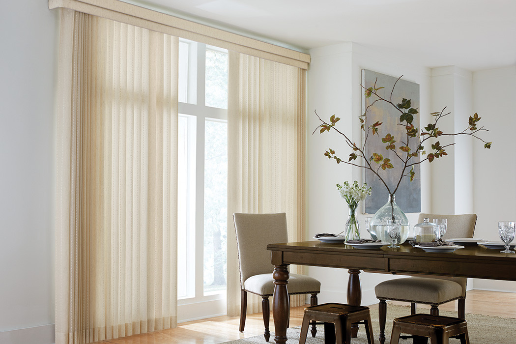 Privacy Sheer Double Executive Valance