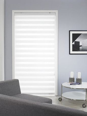 HiLite Shade Light Filtering Fabric Open