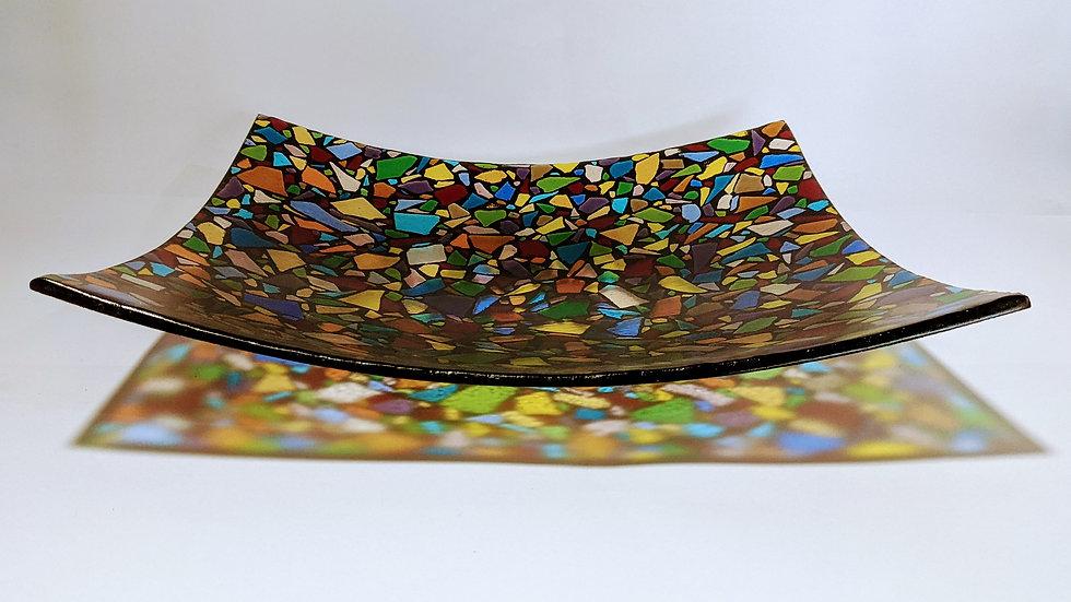 Mosaic Upturned Bowl