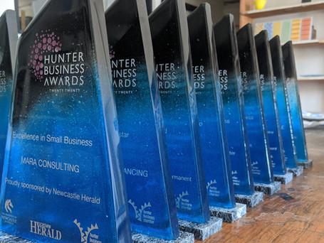 Hunter Business Awards