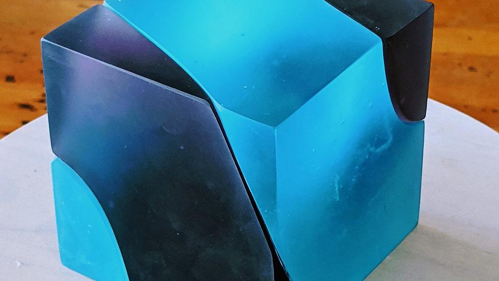 Cube Screw Puzzle