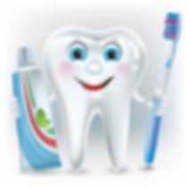 teeth cleaned in your home
