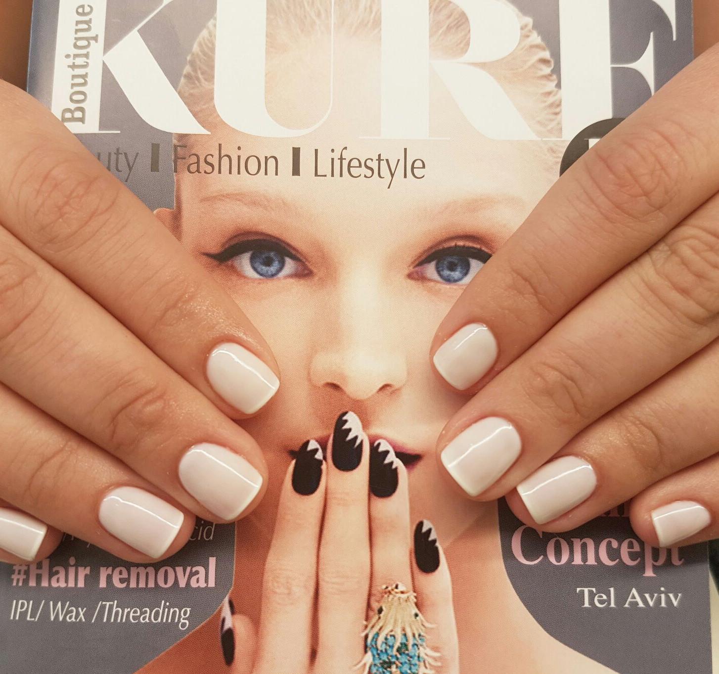 Manicure In Tel Aviv Nails In Tel Aviv Kure Butique