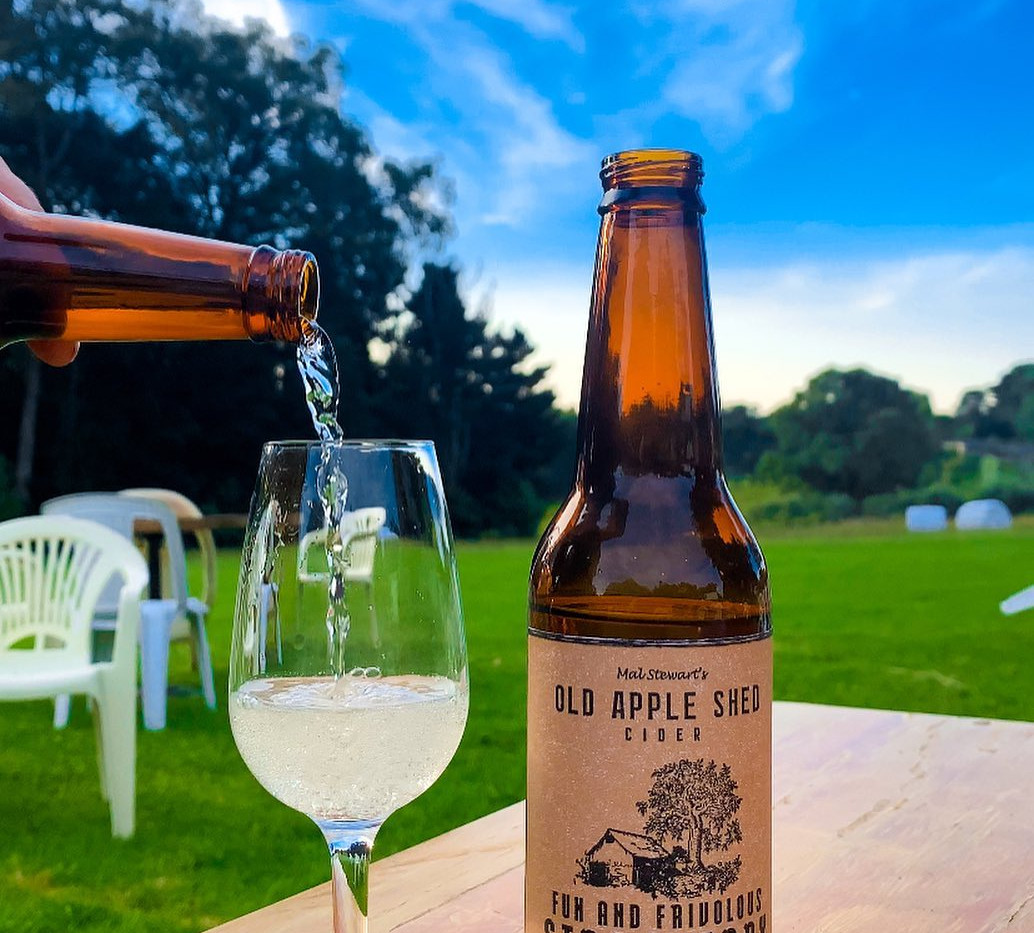 Nothing better than a cider on a summer's day.