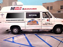 Optical Van