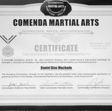 Comenda Martial Arts