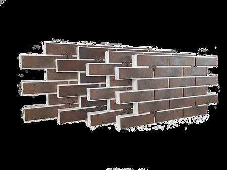 Заказать фасадные панели для утепление дома клинкер Smart