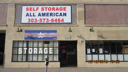 Denver self storage