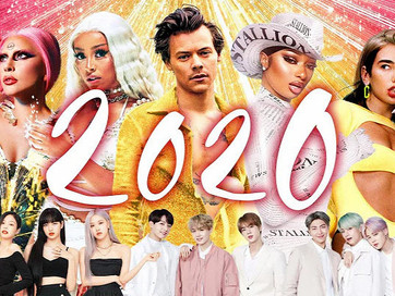 2020 - The Year In Pop