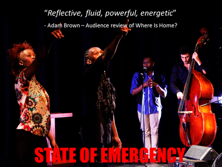 State of Emergency using 'I Love You' for international dance production