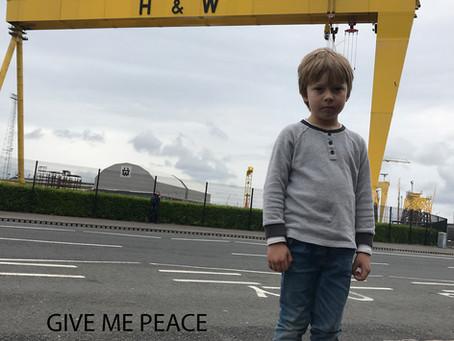 Give Me Peace single release
