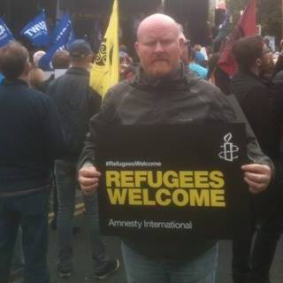 Refugee Rescue Fundraising Campaign