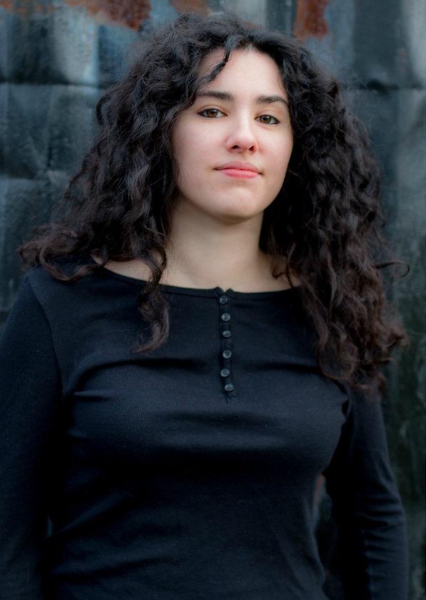 Hannah Benitez Headshot
