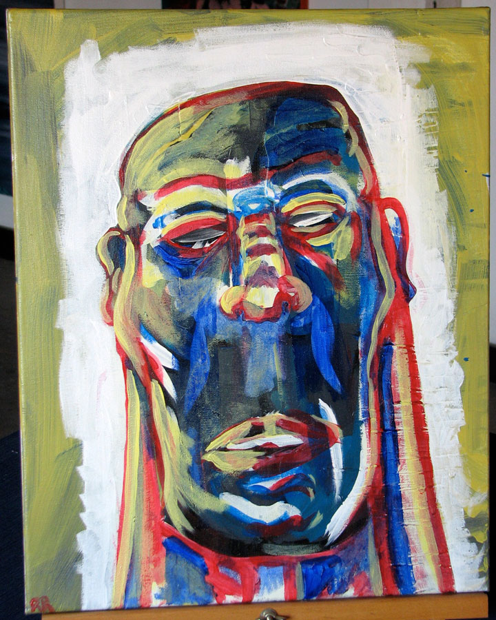 Head #6