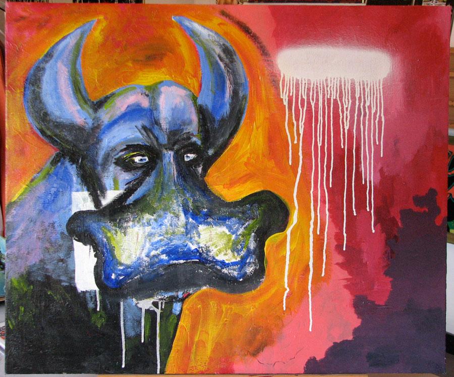 Bull #3