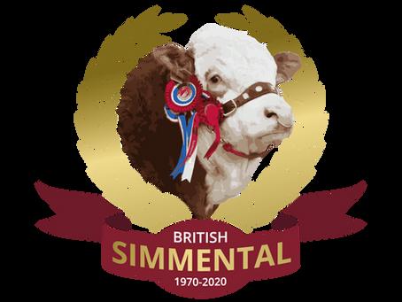 British Simmental Virtual Show 2020