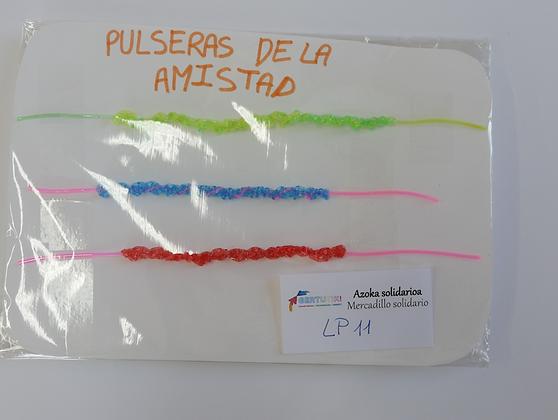 LOTE PULSERAS 11