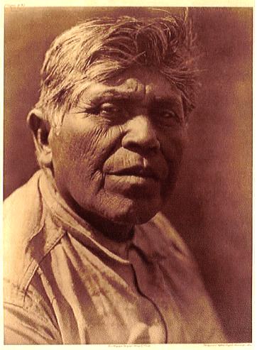 Tejon Chief Juan Lozada
