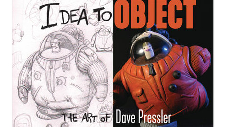 Emmy-Nominated Artist Dave Pressler Honored with Immersive Museum Retrospective