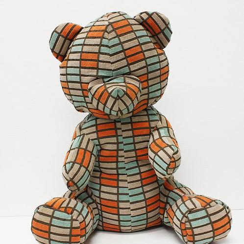Victor Wilde's Teddy Bear - Tetris