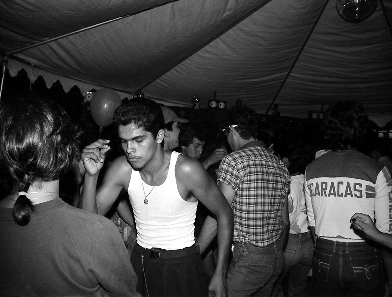 SJSF 1981 Dancing - Louis Jacinto