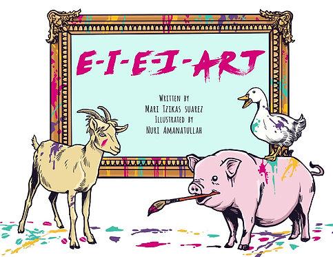 E-I-E-I-ART Book