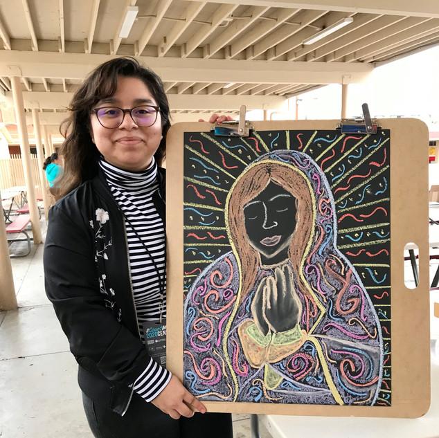 MOAH CountMeIn chalk art 2019 (4).jpg