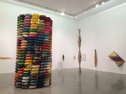 Eric Johnson Installation at MOAH