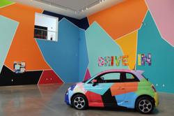 Marco Casentini Drive In Estate Italiana MOAH Lancaster, CA