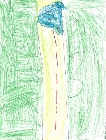 Jei Jei Kiragu, 2nd Grade, Desert Christian