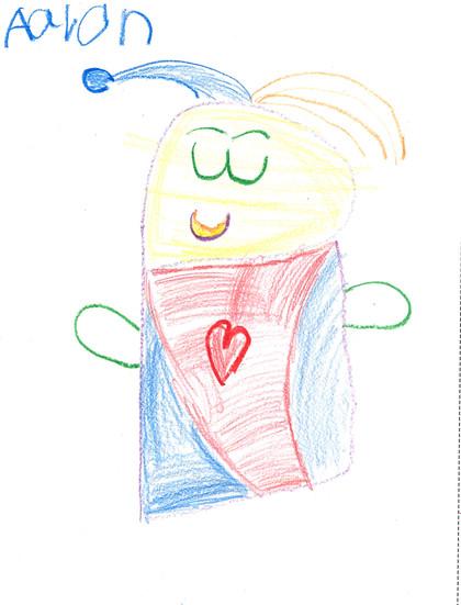 Aaron Heflebower, Kindergarten, Desert Christian