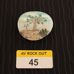 AV ROCK OUT 45