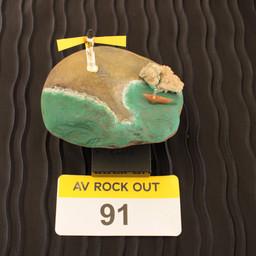 AV ROCK OUT 91