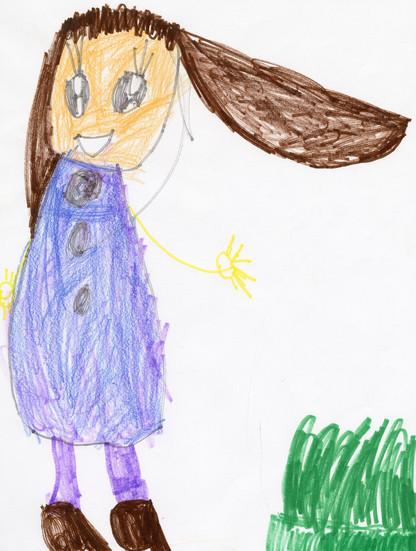 Charlotte Watson, 1st Grade, Desert Christian