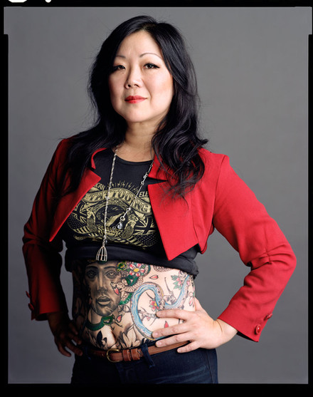 Margaret Cho from the series The Women's List