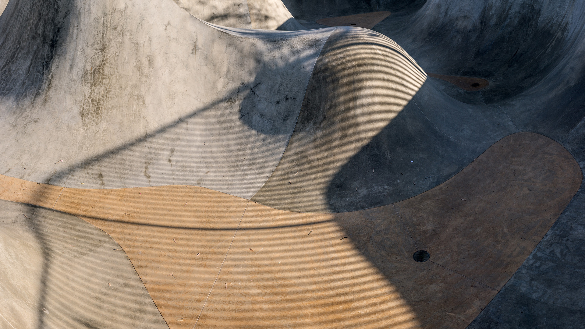Concrete Vessel 53