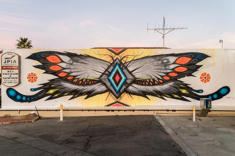 Jeff Soto POWWOW AV 2018 MOAH Lancaster