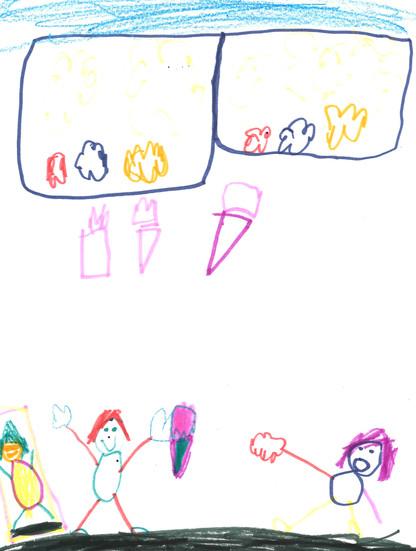 Alaina Pratti, Kindergarten, Desert Christian