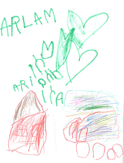 Ariandria Carper, Transitional Kindergarten, Desert Christian