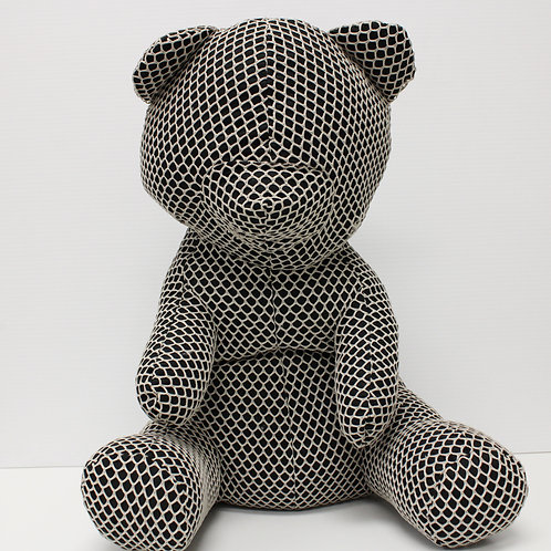 Victor Wilde's Teddy Bear - Fish Nets