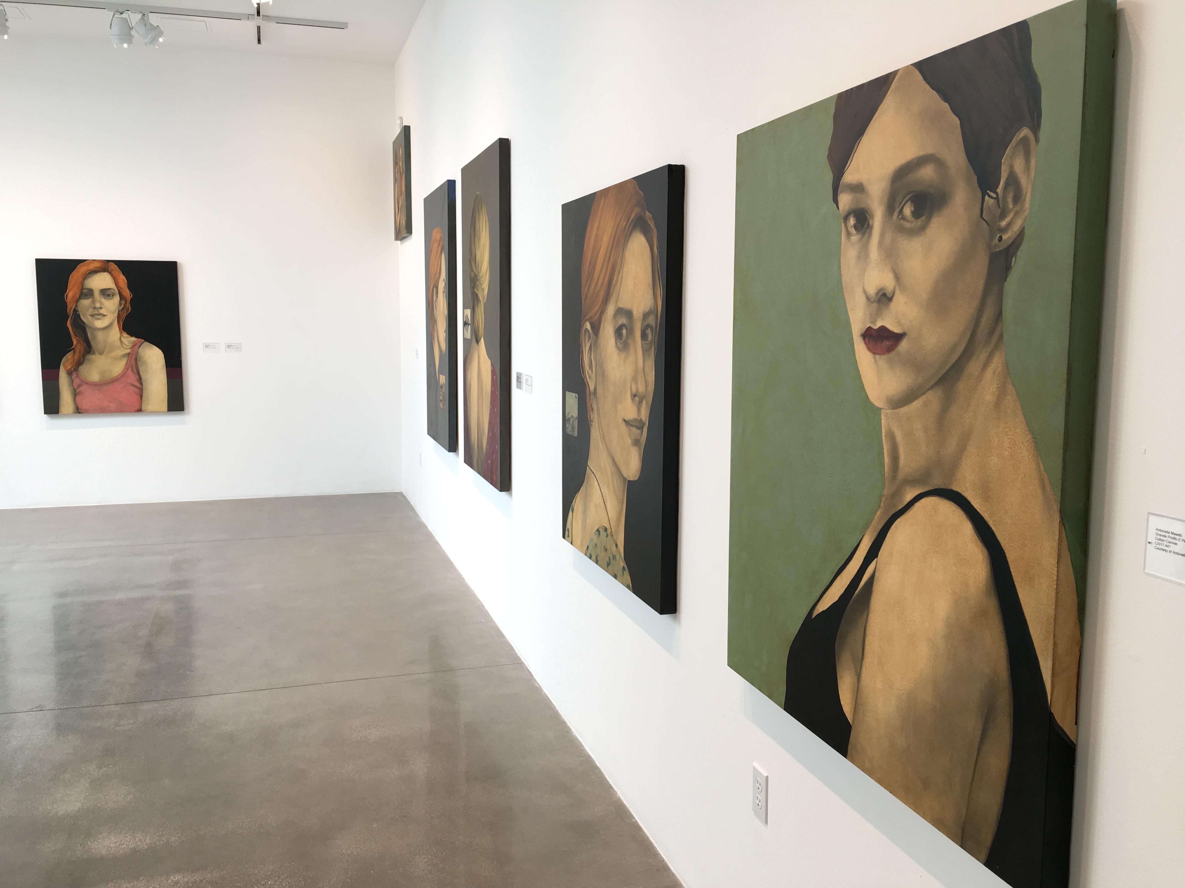 Antonella Masetti installation Estate Italiana MOAH Lancaster CA 2017 (15)